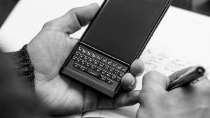 Ecco il nuovo BlackBerry DETK60