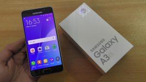 Galaxy A3 2017 compare su GFXBench
