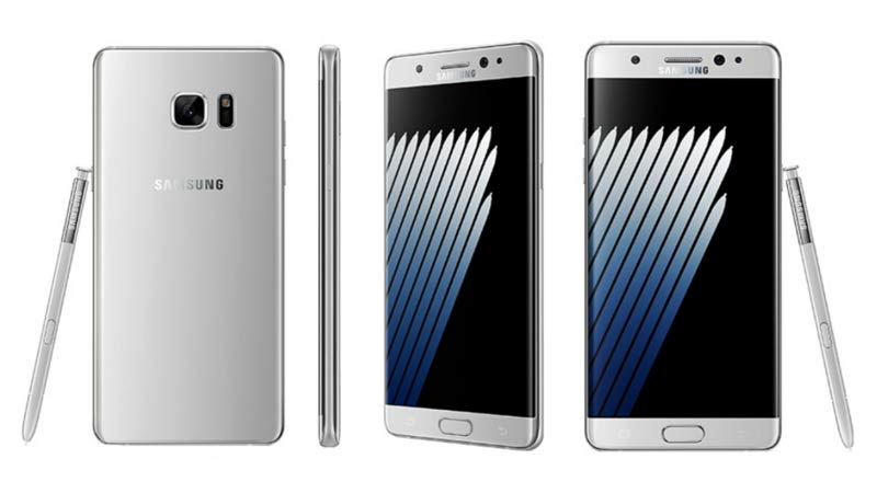 Il 93% dei clienti rimane fedele a Samsung dopo il disastro di Note 7