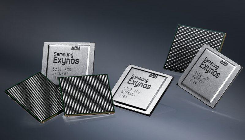 Processori Exynos con GPU Nvidia o AMD in futuro