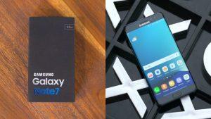 "Samsung: ""Diversi casi di Note 7 esplosi erano falsi!"""