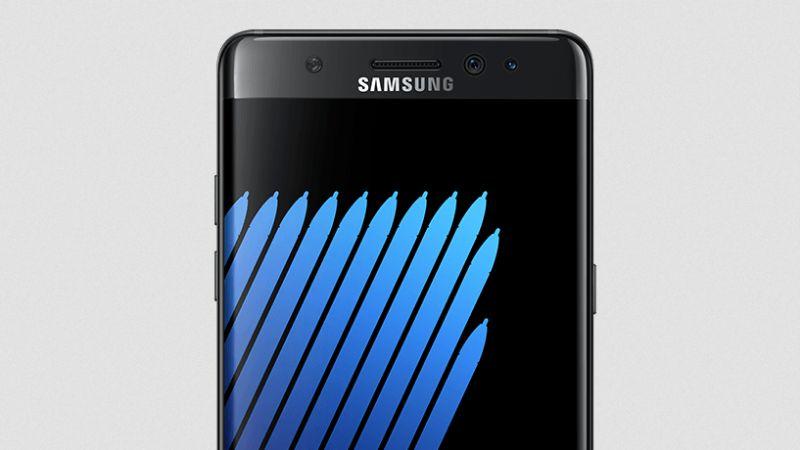 I Galaxy Note 7 sicuri avranno un icona batteria verde
