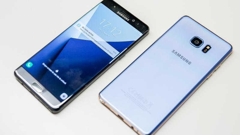 Samsung Galaxy Note 7: le vendite ripartono a novembre