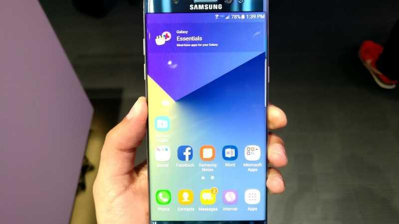 Samsung Galaxy Note 7 rinviato ad ottobre in maniera ufficiale