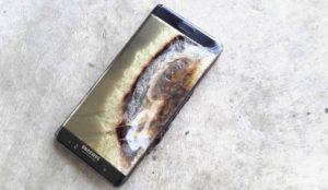 Samsung UK spiega brevemente i motivi che portano le batterie di Note 7 ad esplodere