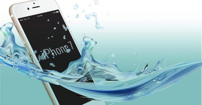 iPhone 7 è impermeabile, ma solo temporaneamente?
