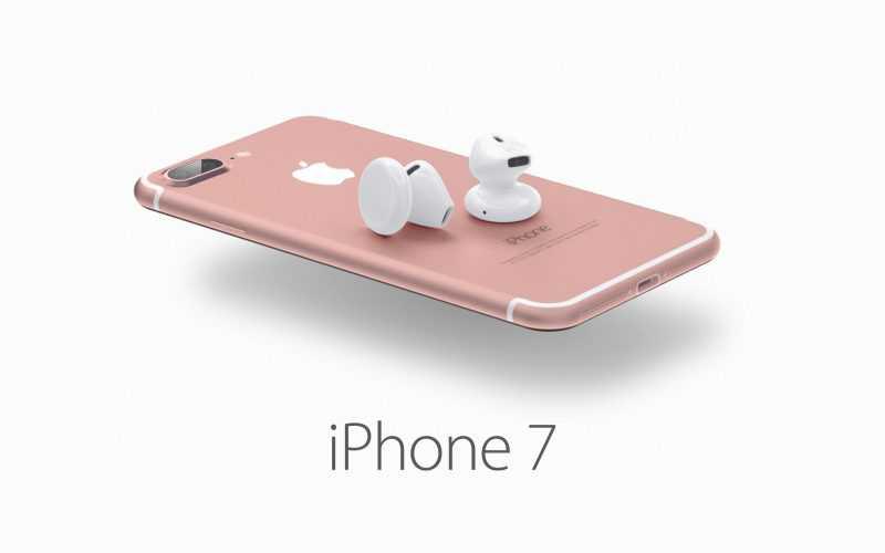iPhone 7 dal Day1 anche in Italia?