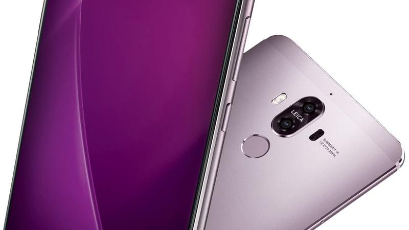 Huawei Mate 9, la scheda completa ufficiale