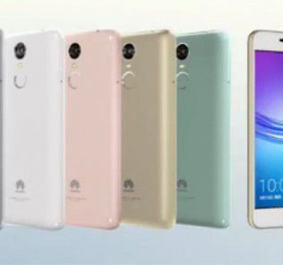 Huawei ha annunciato Enjoy 6 ufficialmente