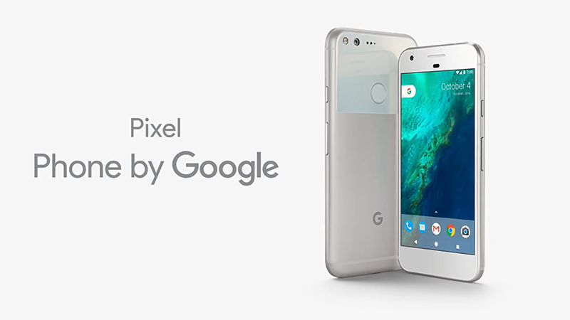 Ecco come registra i video 4K Google Pixel XL