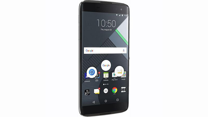 Il BlackBerry DTEK60 è in grado di battere sia iPhone 7 Plus che Google Pixel XL
