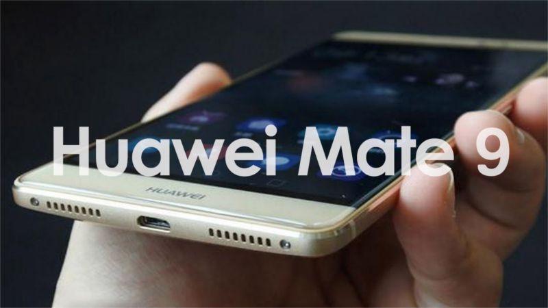 Nuovi render di Huawei Mate 9