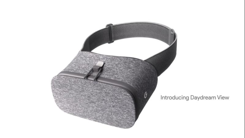 Presentato il Google DayDream View