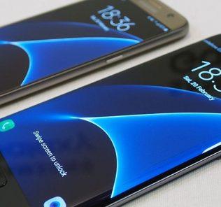 Samsung Galaxy S7 Edge Blue Coral confermato