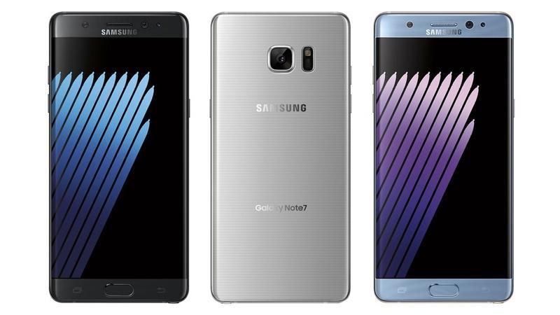 Samsung ammette che i nuovi Note 7 potrebbero avere problemi