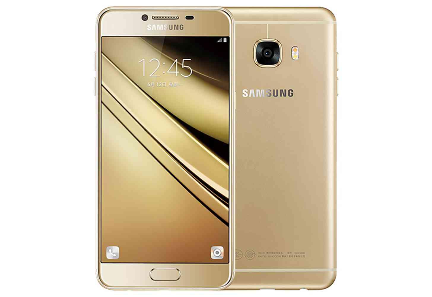 Samsung testa il Galaxy C7 Pro