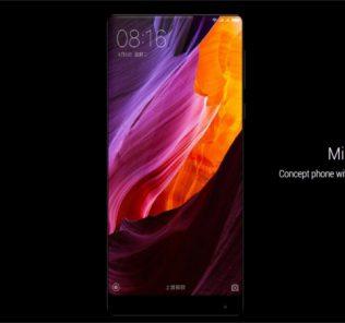 "Xiaomi Mi Mix, un phablet ""a tutto schermo"""