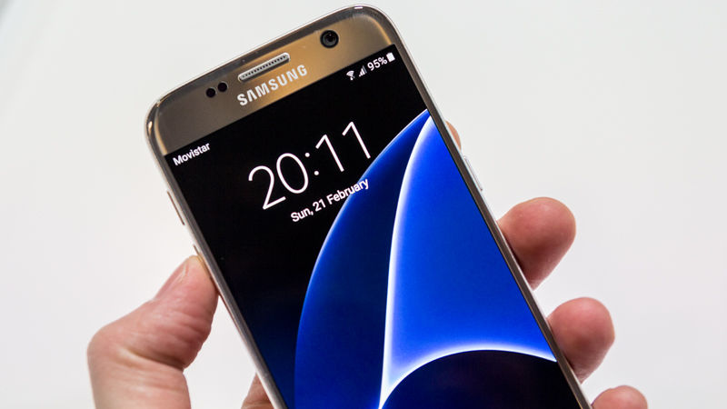 Android N su Galaxy S7, ecco l'interfaccia grafica