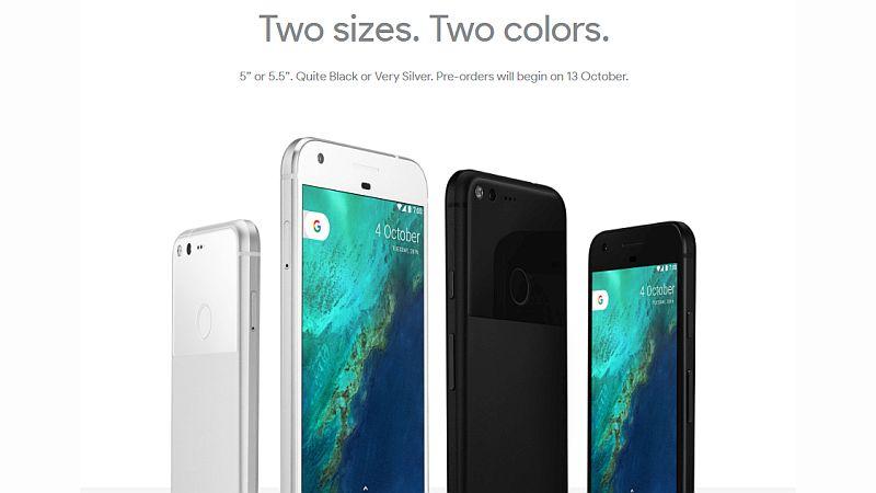 Google è felice dell'interesse per i suoi Pixel