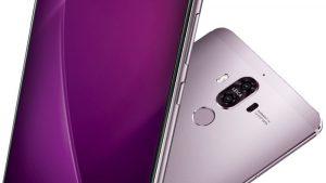 Huawei Mate 9 presentato ufficialmente