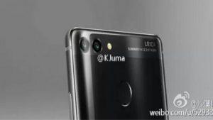 Huawei P10 in una nuova immagine leaked