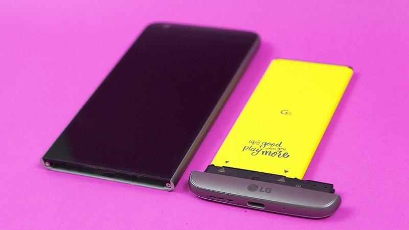 LG G6 non avrà modularità, comunque una batteria removibile