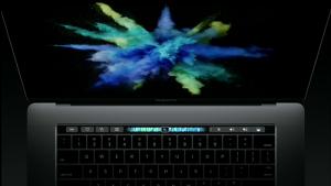 Microsoft penso alla Touch Bar prima di Apple, 6 anni fa
