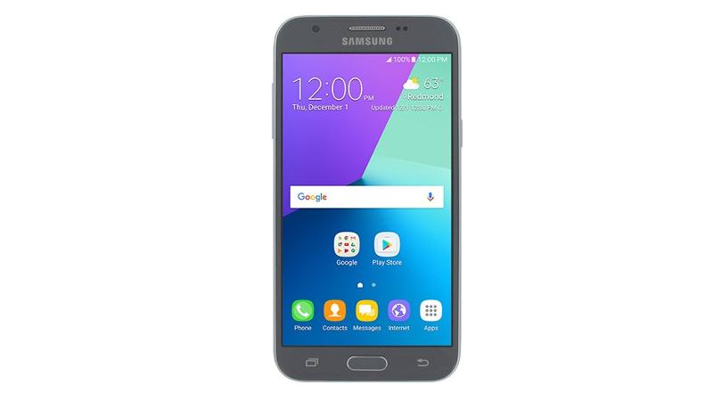 Samsung Galaxy J3 2017 nel suo rendering completo