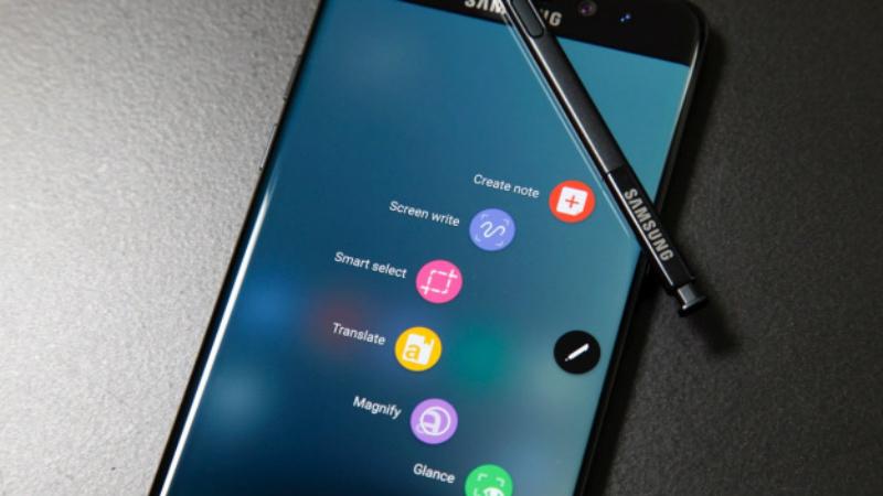 Samsung Galaxy Note 8 presentato insieme a Galaxy S8?