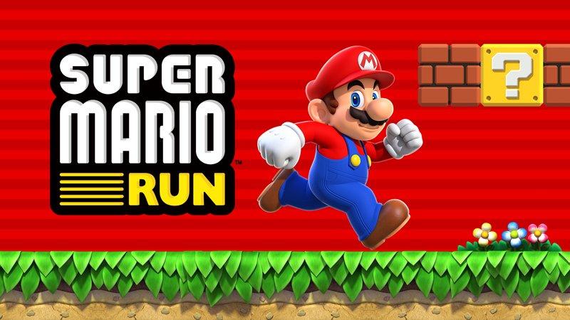Super Mario Run arriva su iOS il 15 dicembre