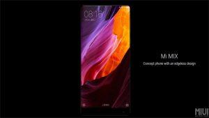 Xiaomi Mi Mix nel suo primo test di resistenza