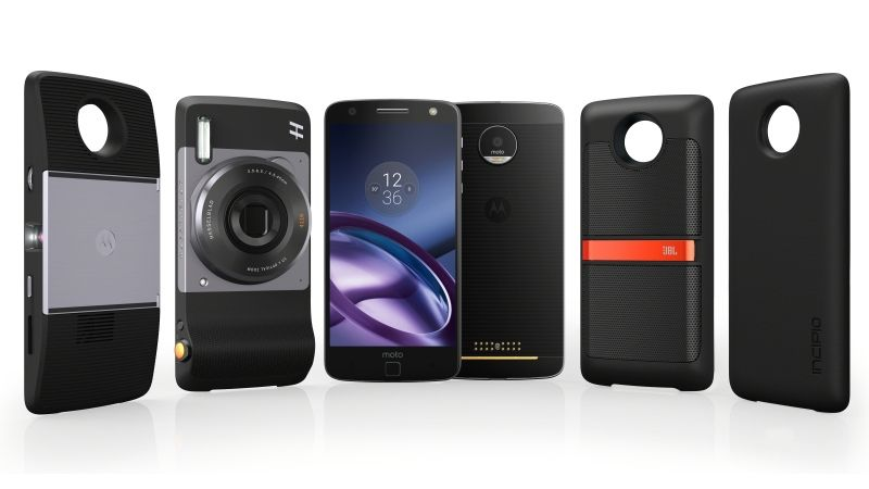 Android 7.0 in arrivo per Moto Z Play?