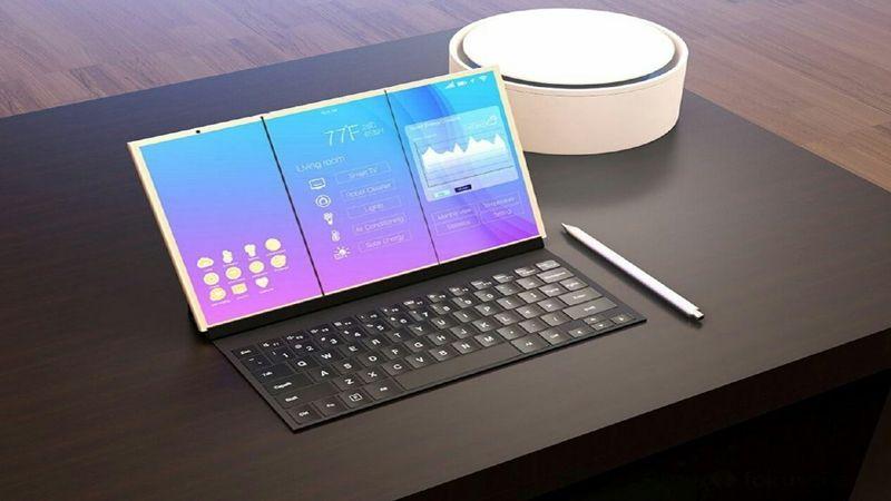 Samsung Galaxy X un primo interessante concept
