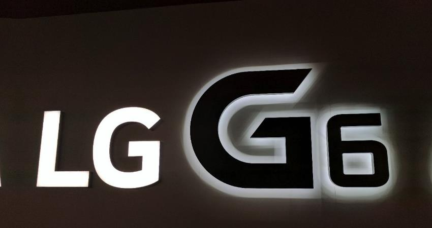 LG G6: conferenza stampa al MWC
