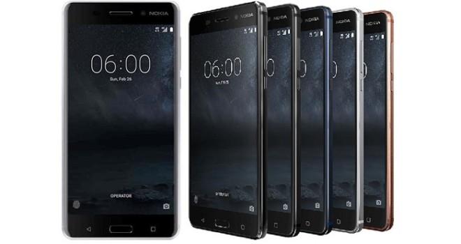 Nokia 6, 5, 3 + nuovo 3310 al MWC