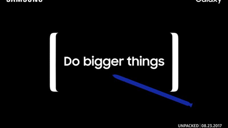 Galaxy Note 8 prenotabile dal 24 agosto e Dex Station in omaggio