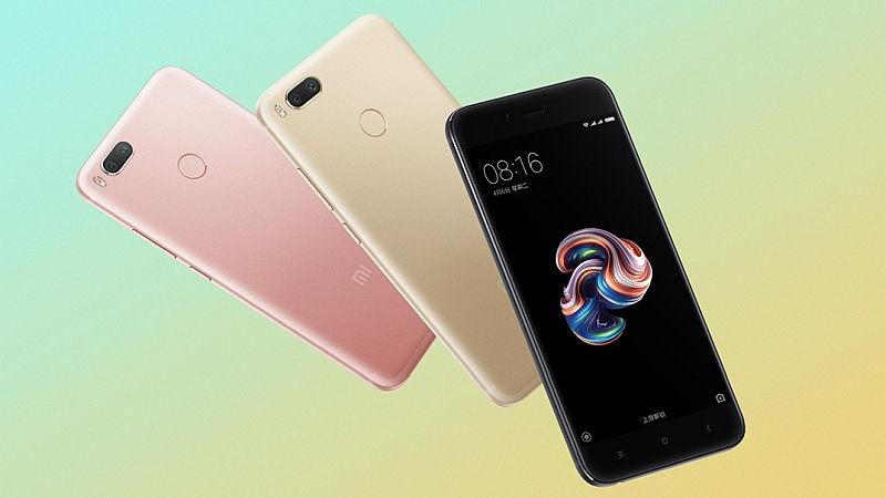 Xiaomi Mi A1 al via i primi preordini