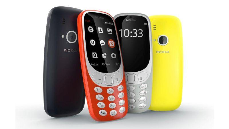 Registrato al  TENAA il Nokia 3310 4G Variant
