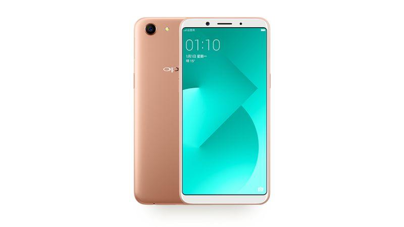 OPPO A83, annunciato ufficialmente il nuovo smartphone