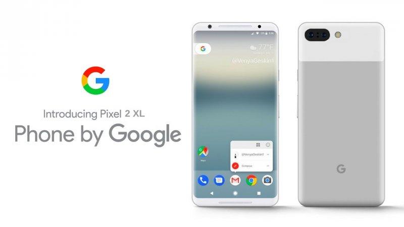 Google conferma problemi di audio per il Pixel 2 XL