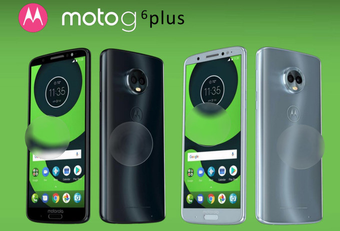 Motorola: un leak mostra la lineup dei Moto G6