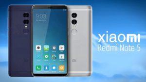 Xiaomi Redmi Note 5 registrato in Cina?