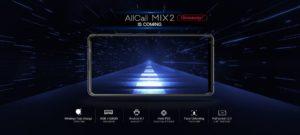 AllCall Mix2 dettagli e design