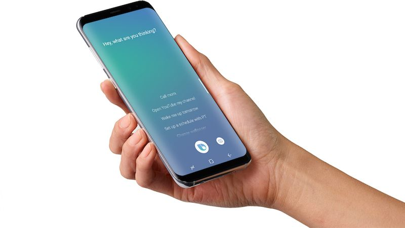 Possibili varianti per il Samsung Galaxy S9 ed S9 Plus