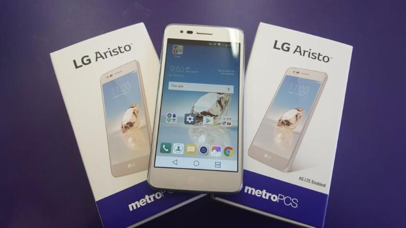 LG Aristo 2, in arrivo con l'operatore T-Mobile
