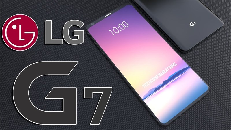 LG G7 apparso sulla pagina ufficiale, siamo prossimi all'annuncio?