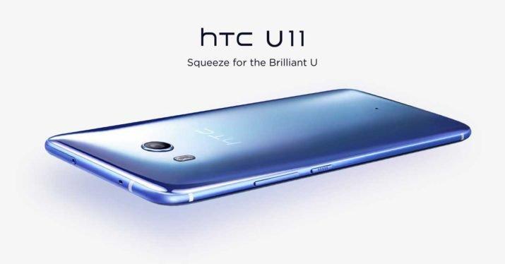 HTC U11 è iniziato il rilascio di Android 8.0 Oreo