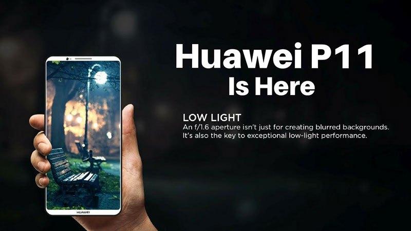 Huawei P11, nuovi dettagli sulla scheda tecnica