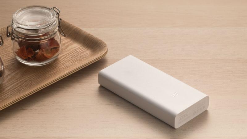 Xiaomi Mi Power 2, nuova power bank dal prezzo eccezionale