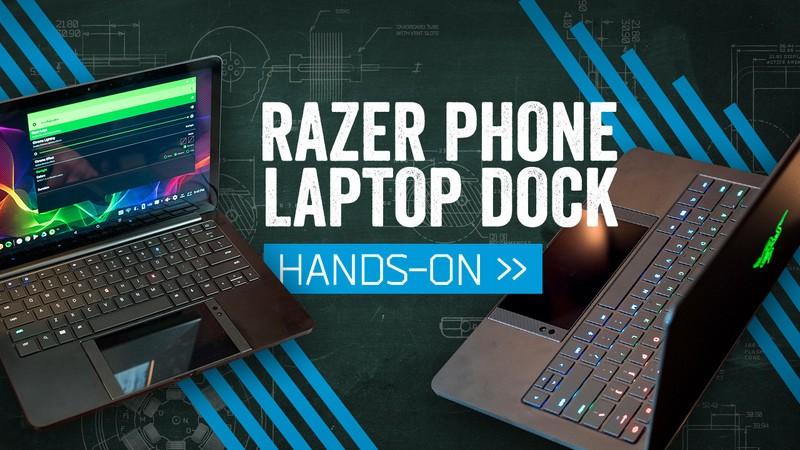 Project Linda, il rivoluzionario progetto di Razer Phone